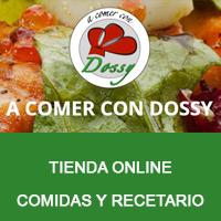 A comer con Dossy