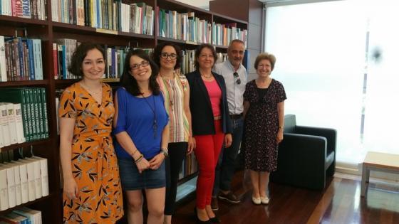 Literaturas Irmãs/Hermanas, un hermanamiento entre las bibliotecas de  Monçao y  Redondela