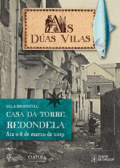 """Exposición """"As dúas vilas"""""""