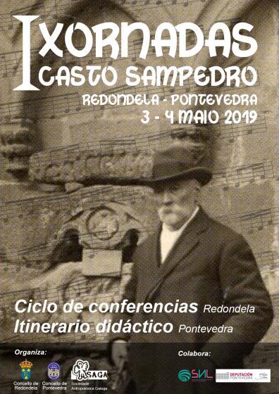 O Concello de Redondela organiza unhas  xornadas dedicadas a Casto Sampedro