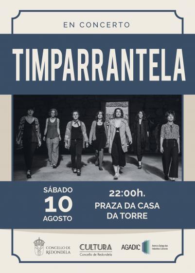 Concerto de TIMPARRANTELA