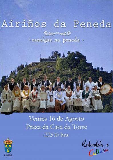 Concerto de AIRIÑOS DA PENEDA