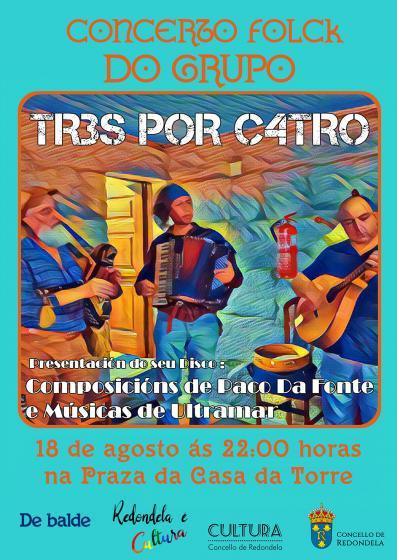 Concerto de TR3SPORC4TRO