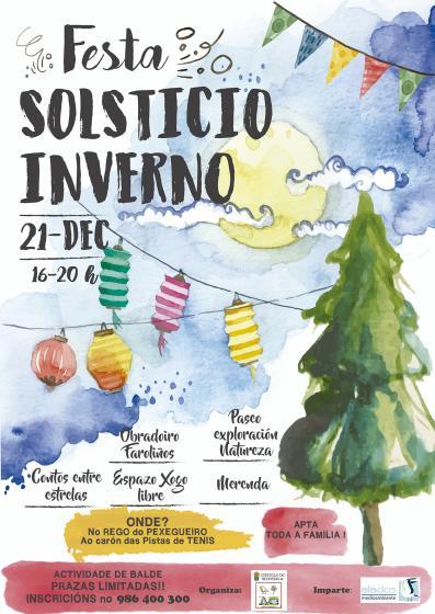 Festa SOLSTICIO DE INVERNO organizada por Medio Ambiente