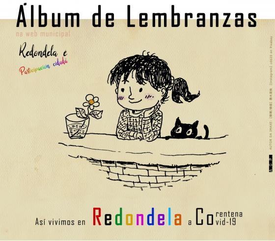 Álbum de Recuerdos de Redondela. Covid-19