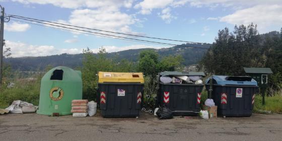 Información sobre xestión de residuos no Concello de Redondela