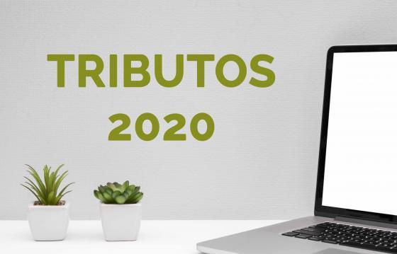 Tributos 2020