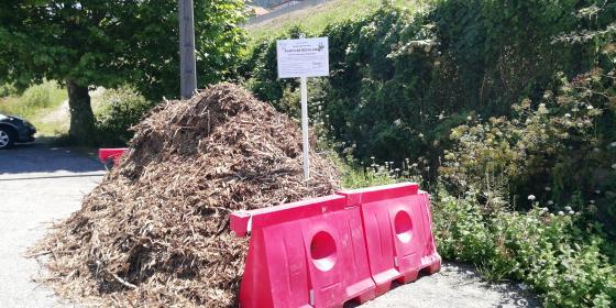Se consolida el punto municipal de estruturante para el compostaje en la casa y se habilita otro en pruebas en Chapela