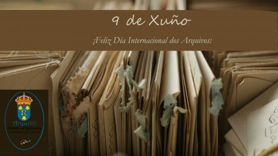 Día Internacional dos Arquivos