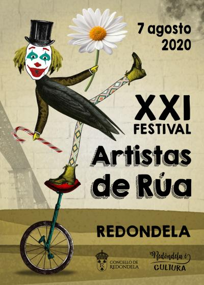 XXI Festival de Artistas de Rúa