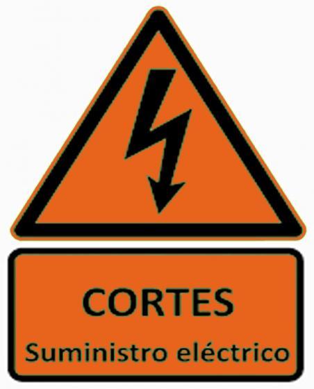 Aviso de corte de Luz en zonas de Redondela e Cedeira