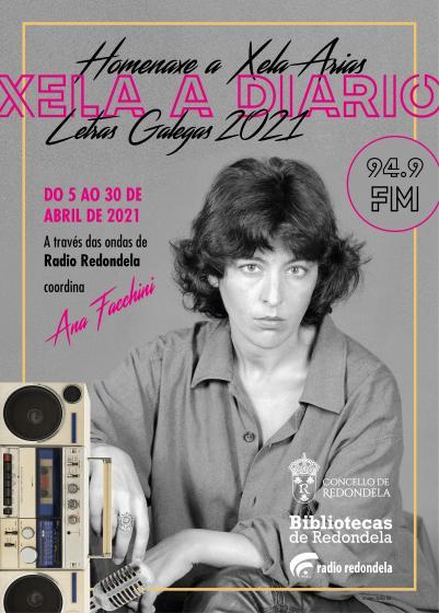 Homenaje a Xela Arias