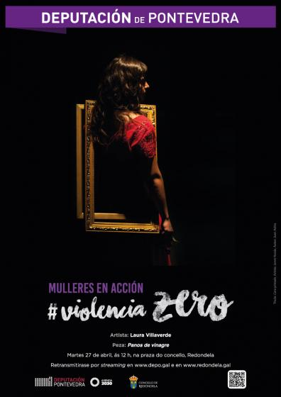 Actividade Mulleres en acción: Violencia Zero en Redondela