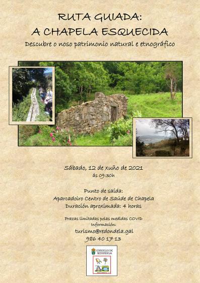 Medio ambiente oferta unha segunda saída polas contornas  dos ríos Pugariño e Maceiras