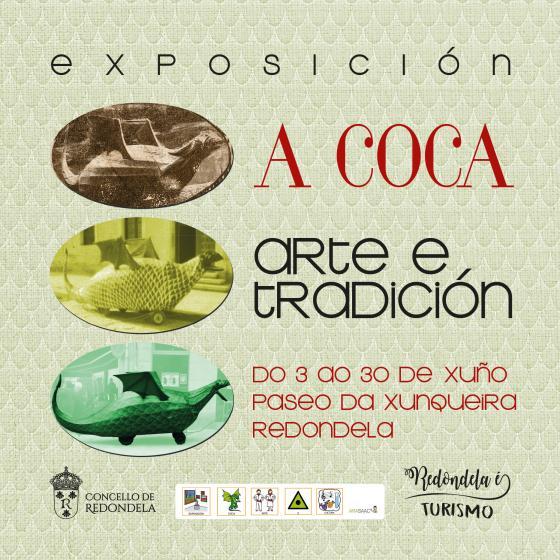 Exposición A Coca. Arte e tradición.