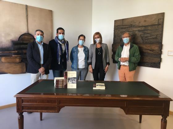 El Ayuntamiento apoya el compromiso con la cultura del Seminario de Estudios Redondelanos en la presentación de su boletín número ocho