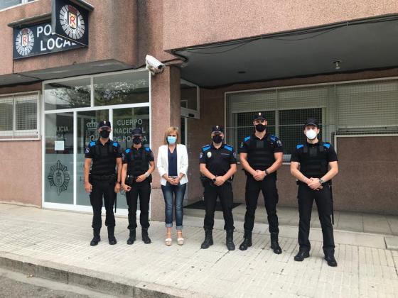 """Concellería de Seguridade e Policía Local chegan a un acordo que da resposta as """"lexítimas reivindicacións"""" do colectivo policial"""