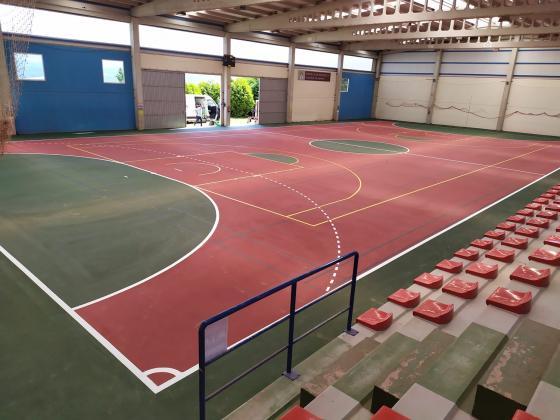 El Gobierno local reafirma su apuesta por el deporte y por la mejora de las infraestructuras deportivas