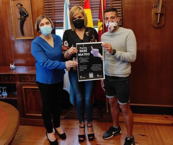 El Ayuntamiento de Redondela convoca el I Premio Sesé Mateo de Periodismo Ético en el tratamiento de la violencia machista