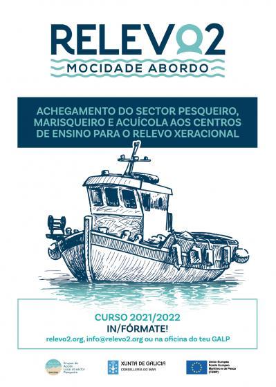 El proyecto RELEVO2, que está llevando a cabo el Galp Ría de Vigo- A Guarda en nuestro territorio