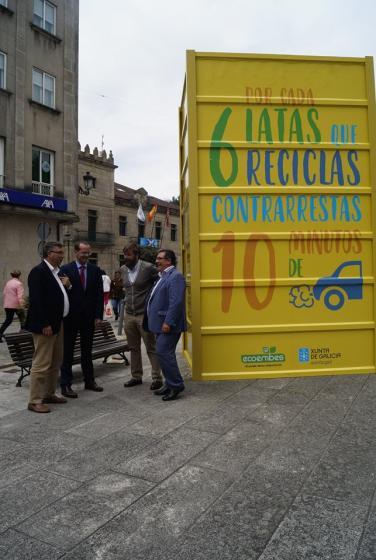 """Reto solidario """"RECICLA, RESPIRA E SUPÉRATE"""""""
