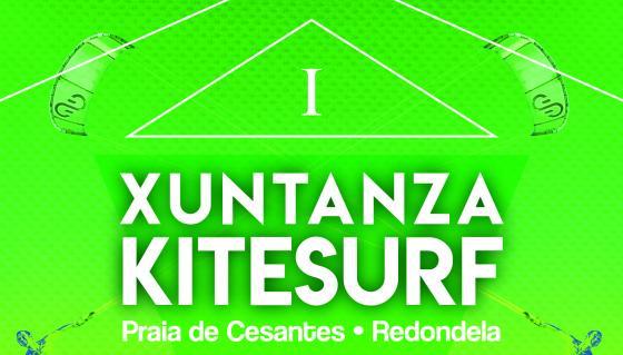 I Xuntanza Kitesurf