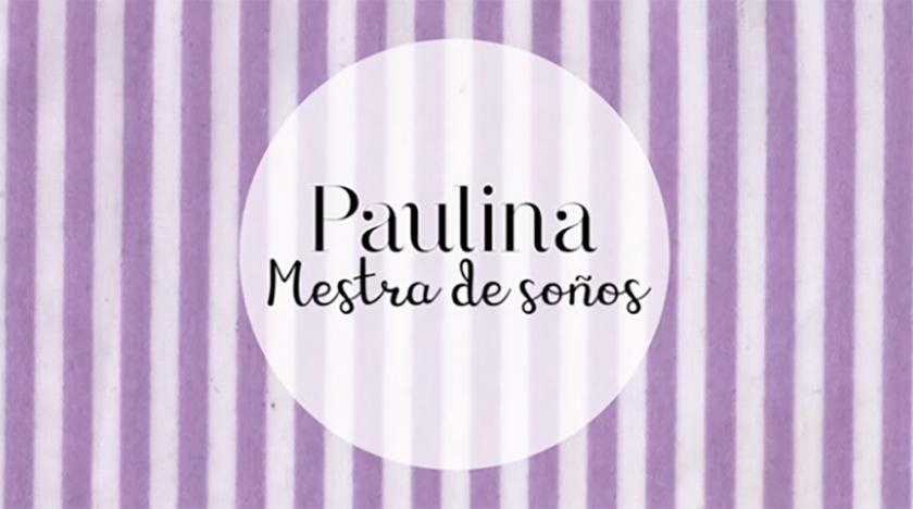 Traballo audiovisual acerca da mestra Paulina