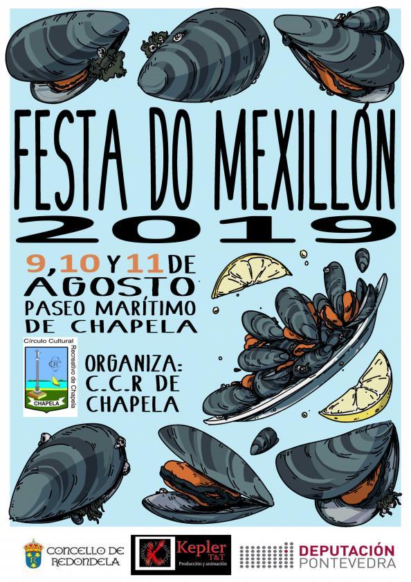 Festa do Mexillón 2019