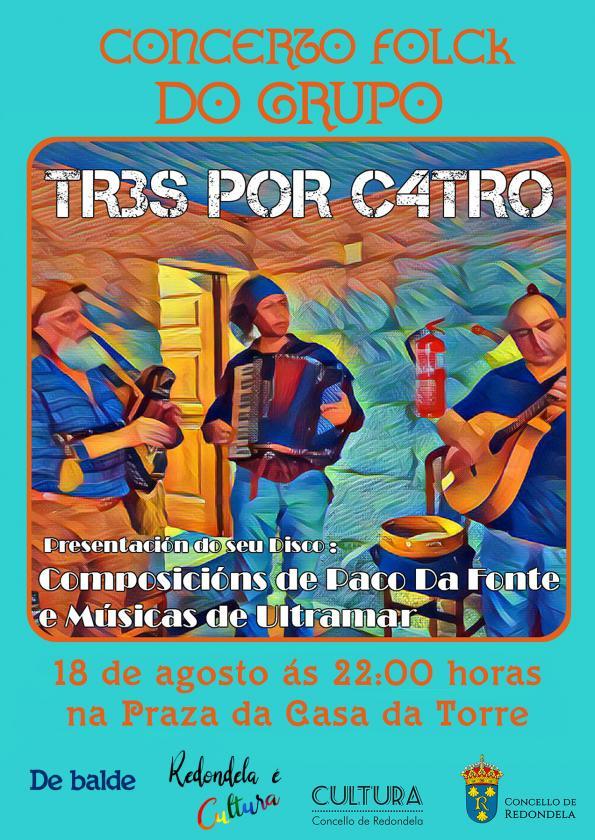 Concierto de TR3SPORC4TRO