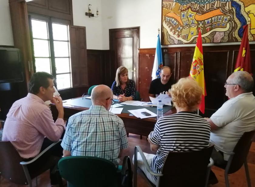 El Ayuntamiento de Redondela comunica al Ministerio su total y absoluta oposición al  cargadoiro de contenedores en Rande que promueve el Puerto de Vigo