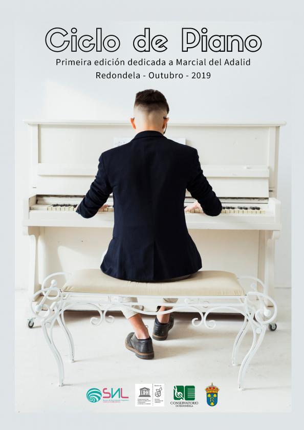 El Ayuntamiento de Redondela organiza su primer ciclo de piano