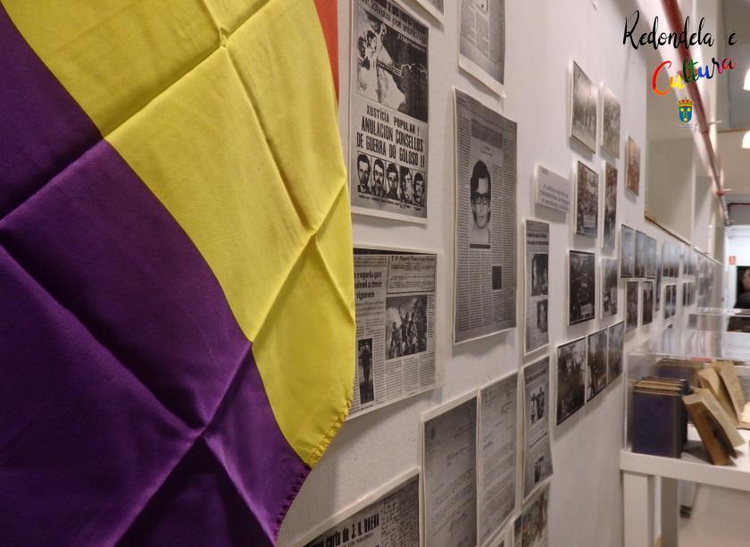 """Reposición de la Exposición """"Criminalización do Pensamento"""" en el Multiusos da Xunqueira"""