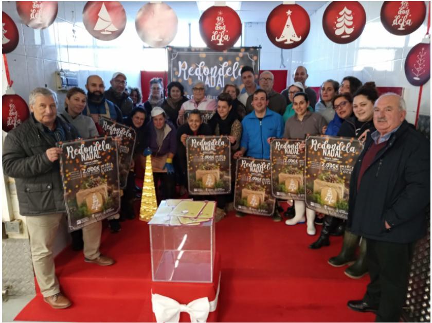 A Asociación de Empresarios de Redondela presenta una campaña de Navidad marcada por el sello de la ecoinnovación comercial.