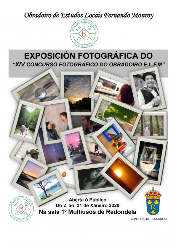 XIV Concurso Fotográfico do obradoiro E.L.F.M.