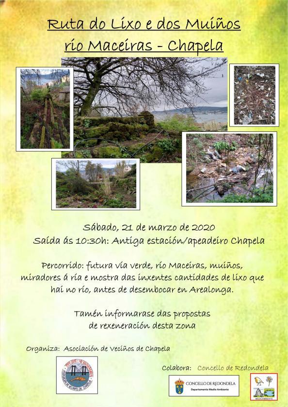 Ruta Río Maceiras - Chapela