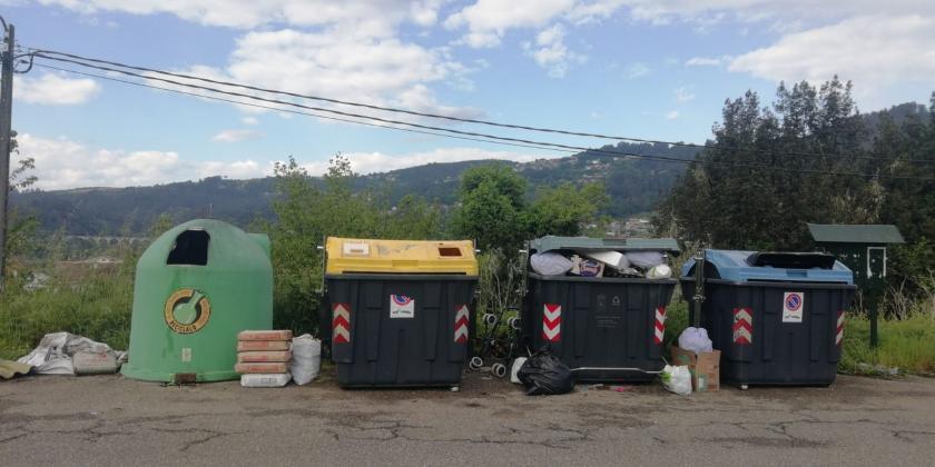Información sobre gestión de residuos en el Concello de Redondela