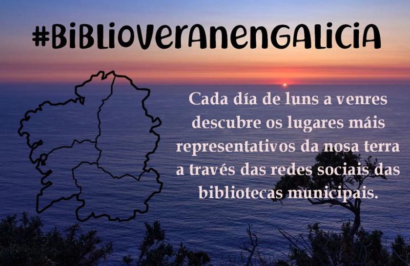 Biblioverán en Galicia