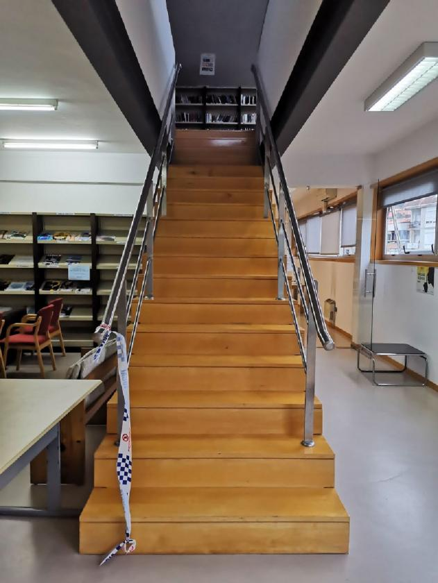Servizos das bibliotecas Municipais de Redondela
