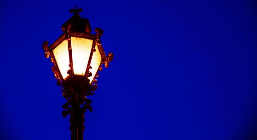 Problemas en la Iluminación pública por el paso del Hortensia