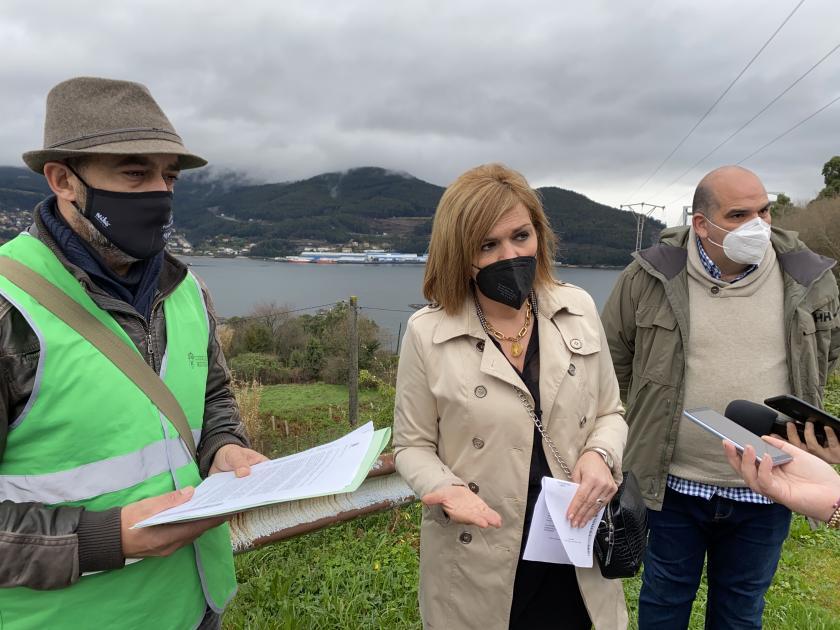 El Ayuntamiento de Redondela acusa a la Xunta de  inacción ante los reiterados incumplimientos de  Aucosa para poner fin a los malos olores