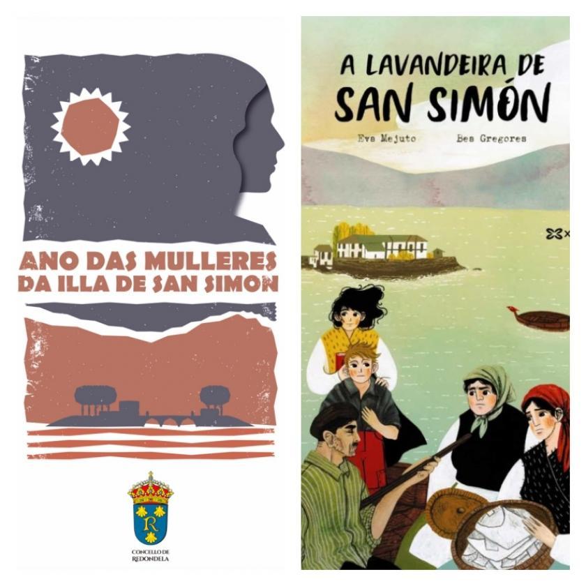 """Presentación do libro """"A lavandeira de San Simón"""""""