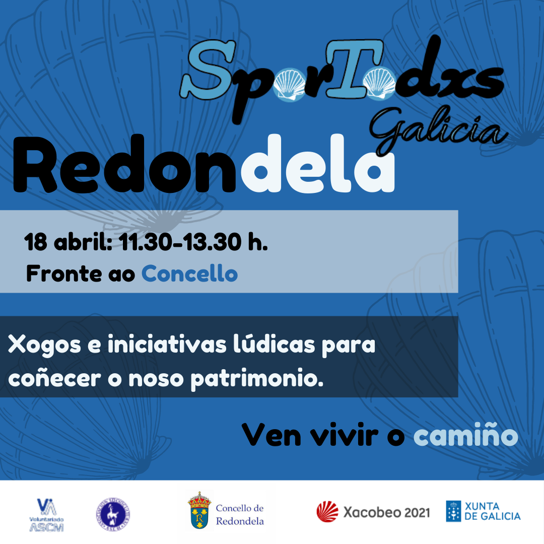 La Asociación Sociocultural  ASCM cierra su gira  SPORTODXS GALICIA este fin de semana en Redondela