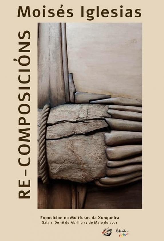 Artelixo presenta a Exposición de Moisés Iglesias
