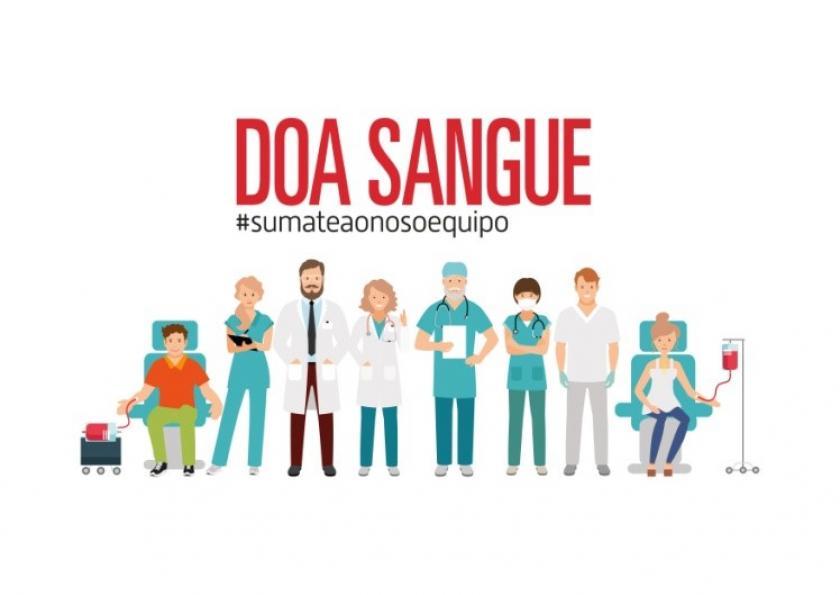 DONACIÓN DE SANGRE EN CHAPELA (REDONDELA) EL 5 DE JULIO Y REDONDELA EL 9 Y 10 DE JULIO