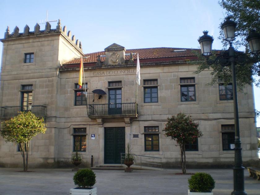 Redondela amplía o seu patrimonio coa adquisición da parcela anexa ao convento de Vilavella