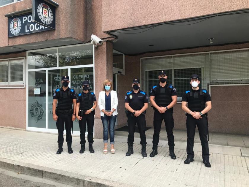 """Concejalía de Seguridad y Policía Local llegan a un acuerdo que de la respuesta las """"legítimas reivindicaciones"""" del colectivo policial"""