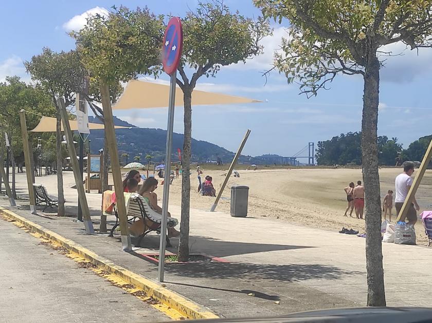 La Concejalía de Medio Ambiente concluye una veintena de mejoras en el entorno de las playas