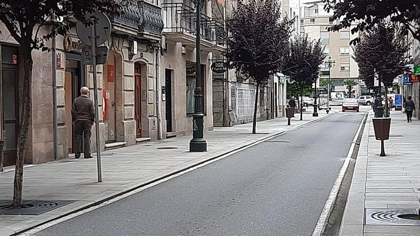 Redondela renova e moderniza o seu mobiliario urbano