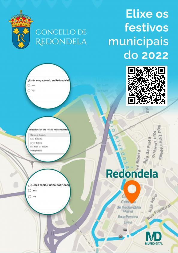 Os veciños de Redondela escollen os festivos locais de 2022