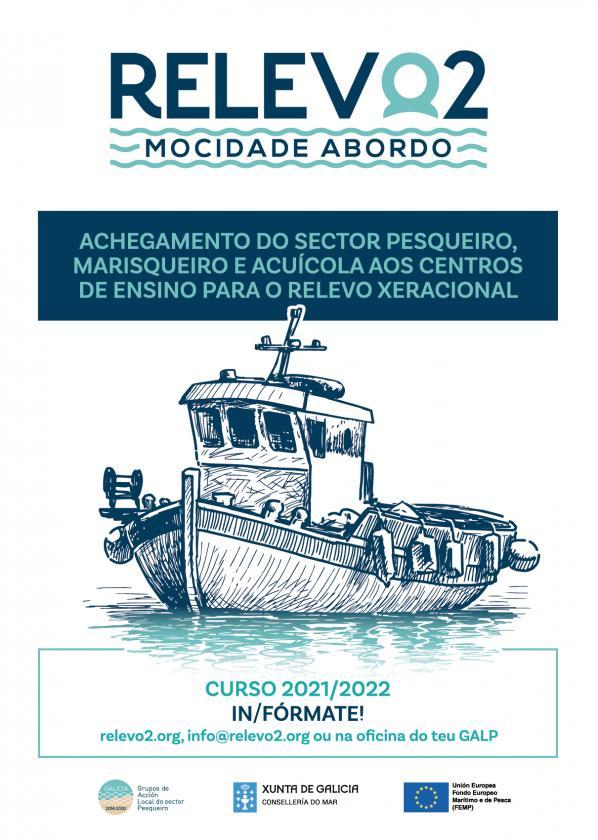 O proxecto RELEVO2, que está a levar a cabo o Galp Ría de Vigo- A Guarda no noso territorio